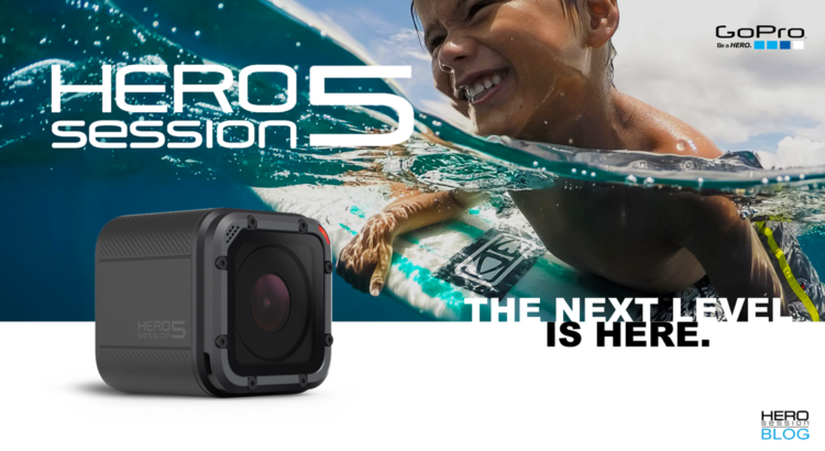 Hero 5 Session: next level is here!
