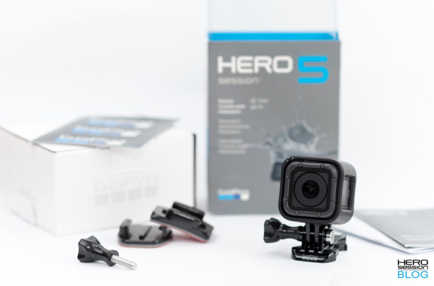Unboxing GoPro HERO5 Session