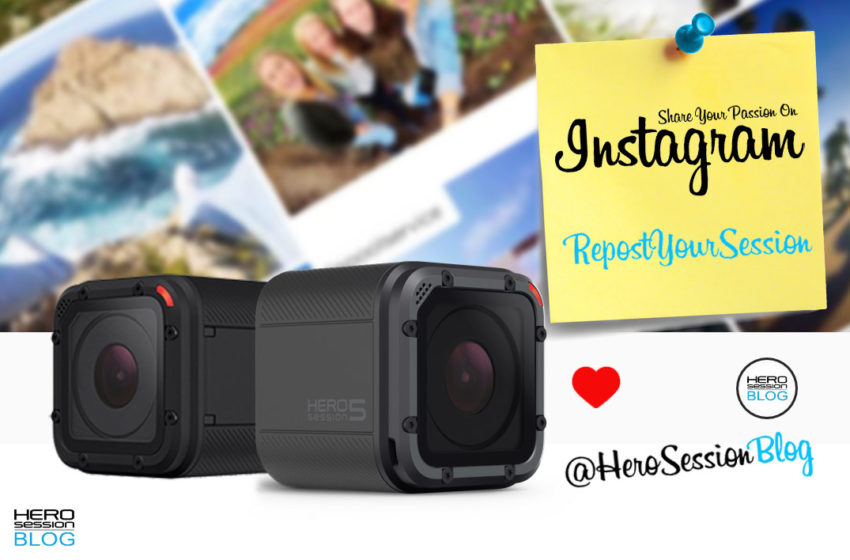 Instagram – Programma Repost Your Session