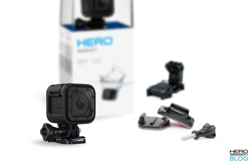 Unboxing GoPro Hero Session