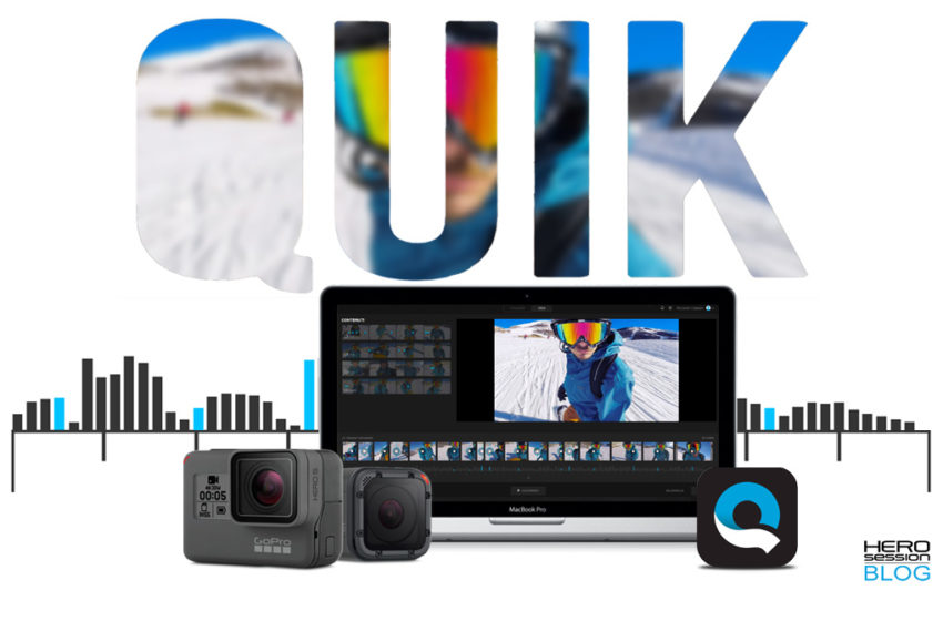 Quik Desktop, il video editing per tutti