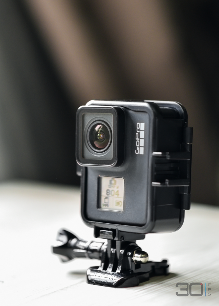 Telesin Vertical Frame per GoPro HERO7 Black