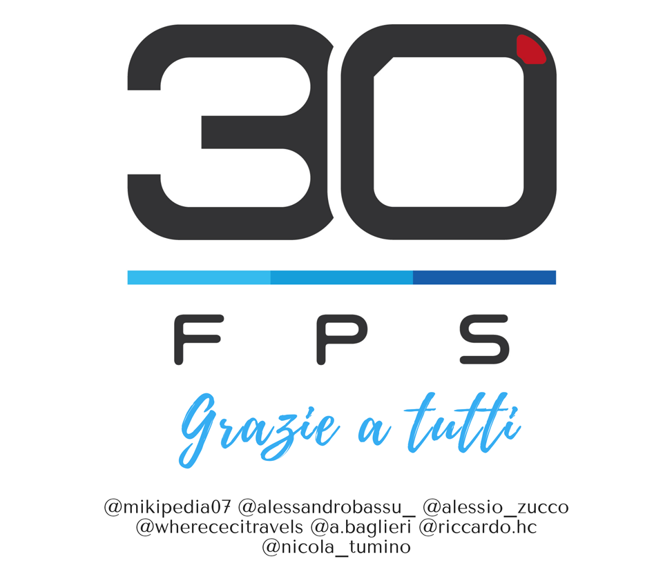 Primo Evento ufficiale by trentafps.it