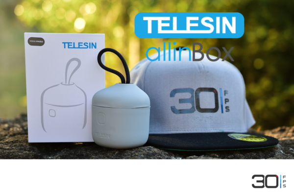 Allin Box Telesin per GoPro HERO5/6/7/8 Black recensione review
