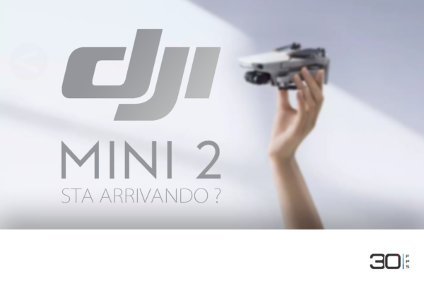 Nuovo DJI Mini 2 mavic mini 2 Drone 4K 250G